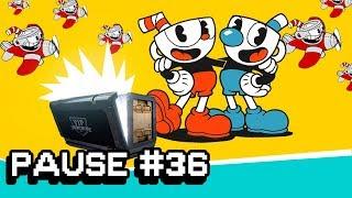 Vídeo - Cuphead, Nazistas e Muito Lootbox | Pause #36