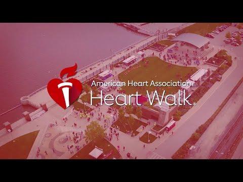 2019 American Heart Association Quad Cities Heart Walk