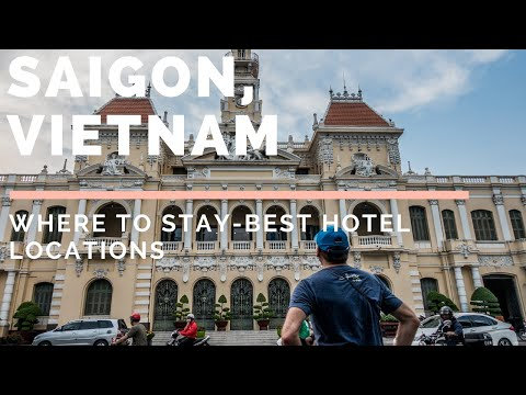 Hotels In Saigon-6 Great Locations Where To Stay
