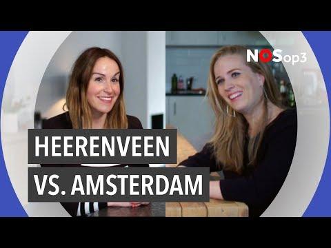 Wat je in Heerenveen vs. Amsterdam kan kopen