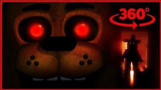 "VR 360 FNAF - Five Nights At Freddy's ""Five More Nights"" - Точка Z Песня Фредди"