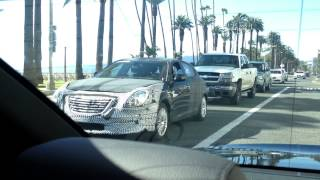 Chrysler 100 and 2014 Jeep Liberty Spy Shots for Autoblog