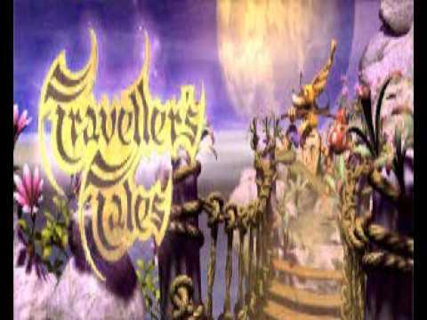 Mascot Traveller S Tales