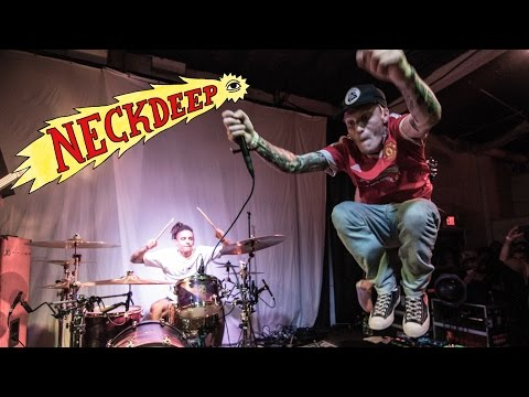 Neck Deep - December (again) LIVE @ Walters