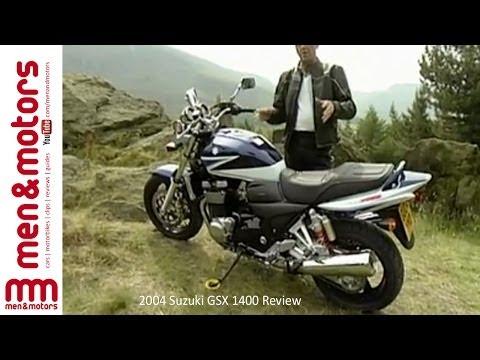2004 Suzuki GSX 1400 Review