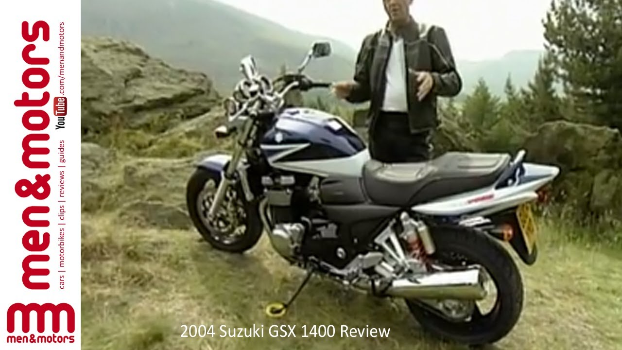 2004 Suzuki Gsx 1400 Review Youtube