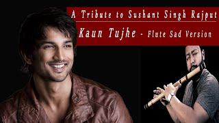Kaun Tujhe |M.S Dhoni|Flute Instrumental Cover