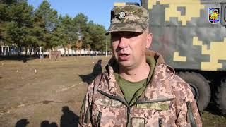 Деснянці стали кращими фахівцями з ремонту РАО серед підрозділів Сухопутних Військ