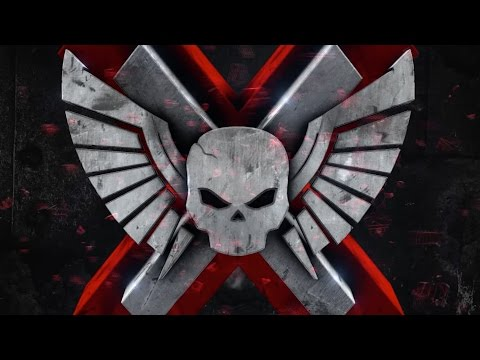 United Hardcore Forces X - The first decade - Trailer (21-02-2015)