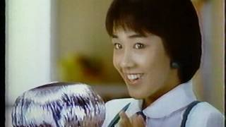 ハウス食品 CM アメリカンポップコーン 西田ひかる.