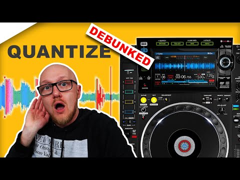 Quantize : debunking MYTHS // loop memory hot cue point // CDJ 2000 Nexus 2 tutorial
