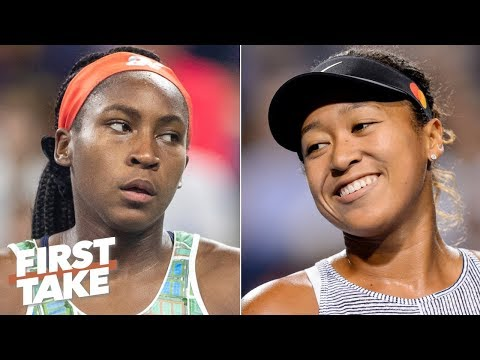 John McEnroe Hopes Coco Gauff Loses To Naomi Osaka In The US Open | First Take