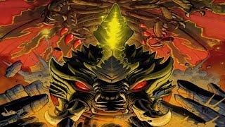 เกมสเพลย์ แบทร่า(หนอน) Godzilla king of the monsters Mode PS4