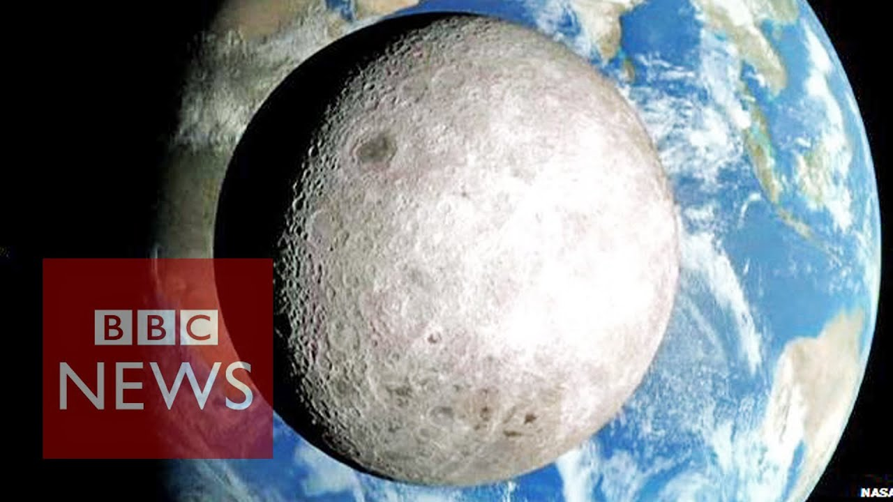 nasa reveals dark side of moon - photo #25