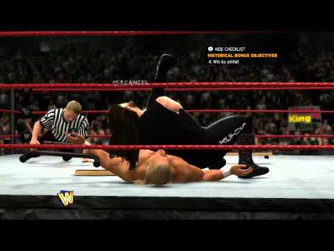 nL Live on Twitch.tv - WWE 13 Attitude Era Mode [Part 1]