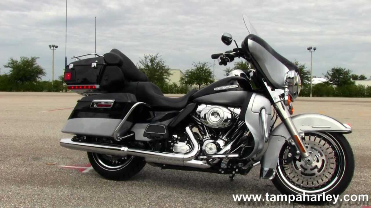 Harley Davidson Electra Glide Limited For Sale