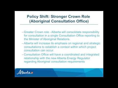 Dennis Bell-Government of Alberta-Aboriginal Consultation and Engagement