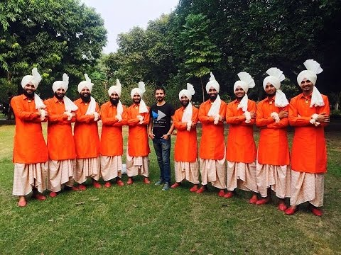 Akhar By Amrinder Gill | Jhoomar Style