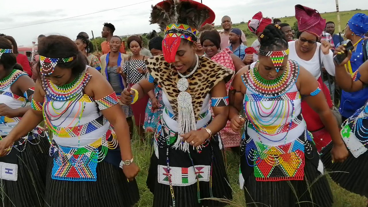 Download Zulu wedding