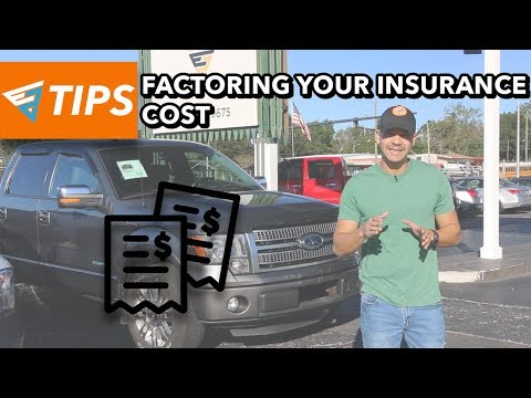 Your Insurance Cost When Buying a New Car | EZ Tips Ep38