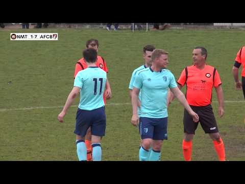 HIGHLIGHTS: New Milton Town vs AFC Bournemouth legends (Extended cut)