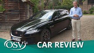 Jaguar XF Sportbrake 2018 - Best Estate on the road?   OSV