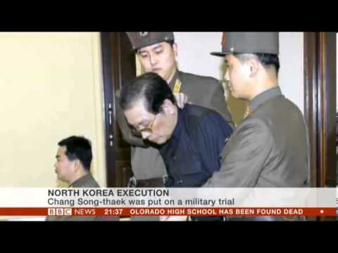 North Korea TV announces execution of Chang Song thaek
