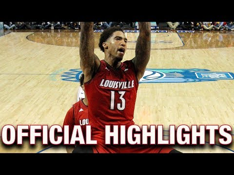Ray Spalding Official Highlights | Louisville