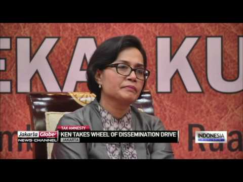 Dissemination Campaign For Tax Amnesty Program Continues
