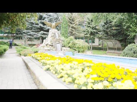 Видеообзор санатория «Лесной», Железноводск