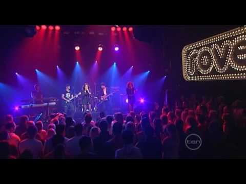 Jessica Mauboy - Been Waiting [LIVE] @ Rove