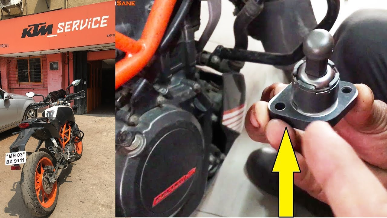 Noise From Engine Cam Chain Tensioner Issue Solved Ktm Duke Ford 2006 5 4 Timing Tensioners 390