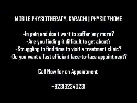 physio consultant karachi pakistan