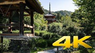 Mimuroto-ji - Kyoto - 三室戸寺 - 4K Ultra HD