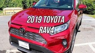 2019 Toyota RAV4 | New Car Prep Package