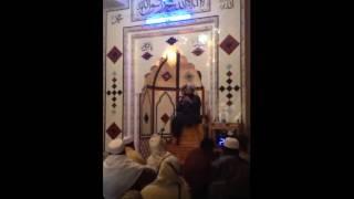 jumah in masjid al-jamia  al-madina(pakistan)part6