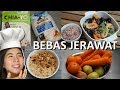 WHAT I EAT IN A DAY | RESEP BEBAS JERAWAT #FreeAcneWithPuspi