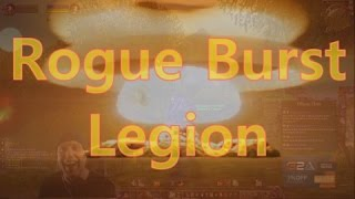 Swifty Legion Rogue Burst