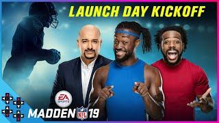 MADDEN NFL 19 LAUNCH DAY KICKOFF: KOFI KINGSTON vs. CALL LIKE WILL (feat. THE COACH & AUSTIN CREED!)