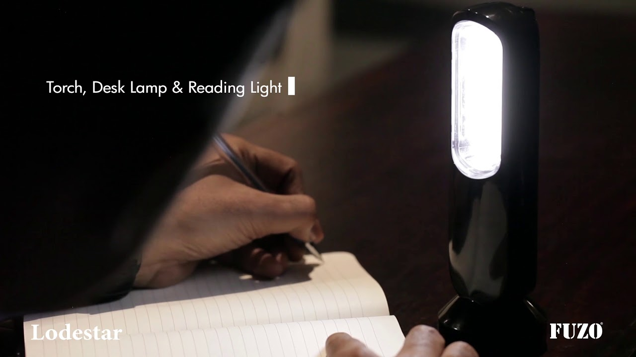 Fuzo Lodestar Table Light Torch