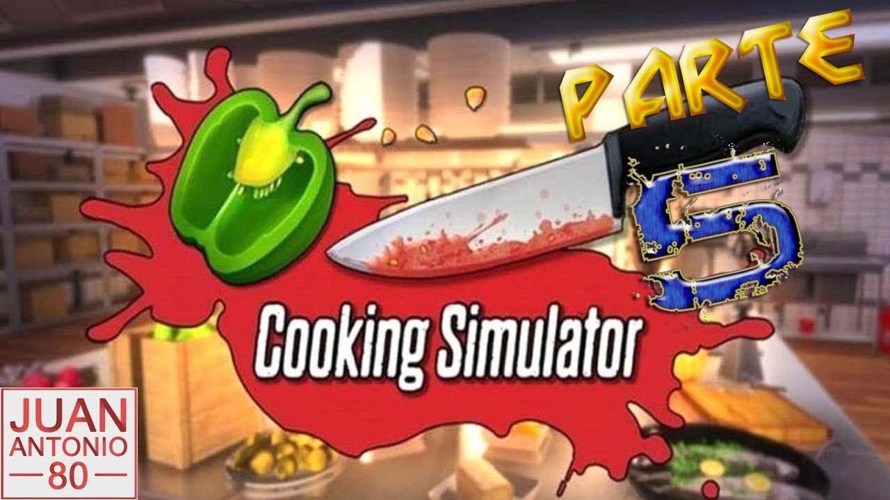 Cooking Simulator | Parte 5 | La Hamburguesa perfecta