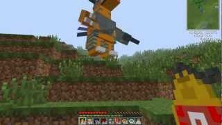 Minecraft + Digimon - Digimobs!!!