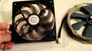 Computer Fan Airflow Direction Tutorial