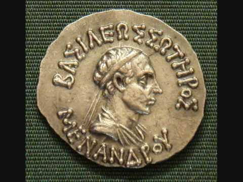 Indo - Greek (Greco - Bactrian) Kingdom