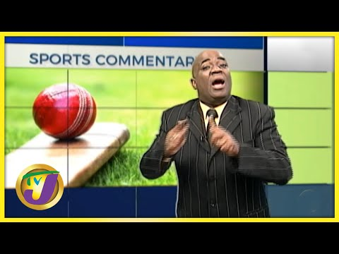 West Indies vs Pakistan   TVJ Sports Commentary - August 24 2021