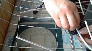 Как подключить кабель к антенне