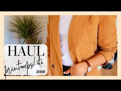 HAUL MODE + TRY ON - PRINTEMPS/ÉTÉ 2019 - ZARA, MANGO