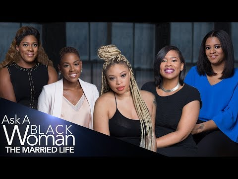 Women Are Taught that Men Will Save You If You're Married | Ask a Black Woman Ep. 5