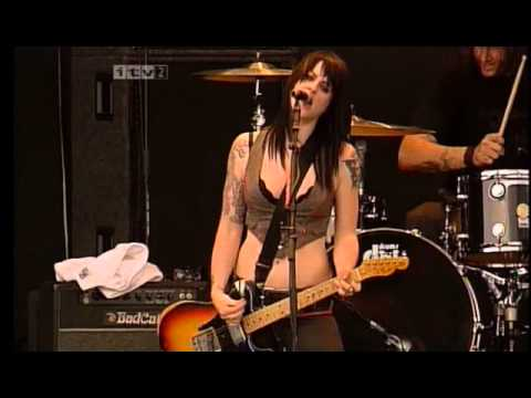 The Distillers Reading 3 Live Songs HQ