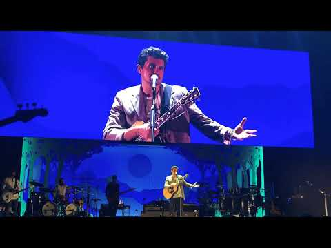 John Mayer Carry Me Away Live Dallas 9/5/2019